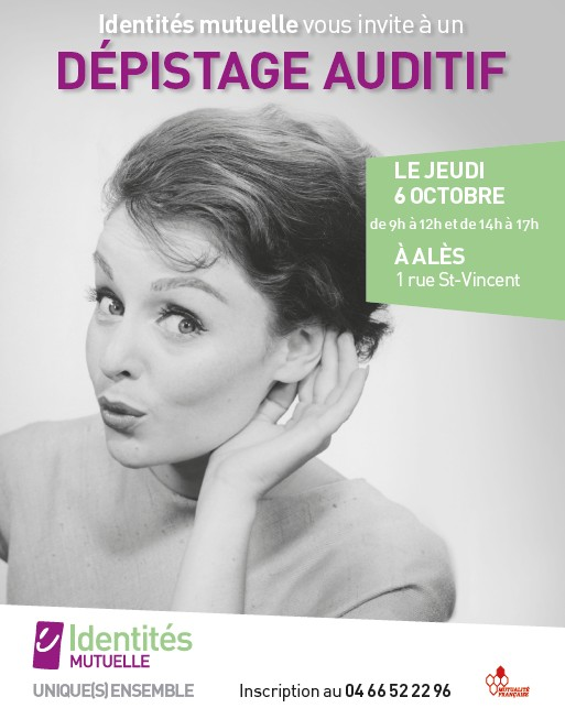 dépistage auditif